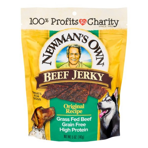 Newman's Own Beef Jerky Treat - 5oz - image 1 of 1