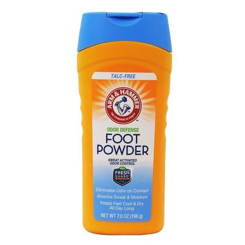 Arm & Hammer Foot Odor Control Powder - 7.0 oz - image 1 of 3