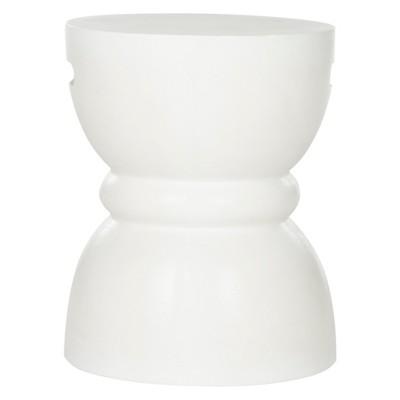 Haruki Round Concrete Accent Table - Safavieh®
