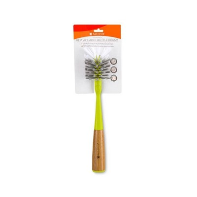 Full Circle Clean Reach Bottle Brush with Replaceable Head