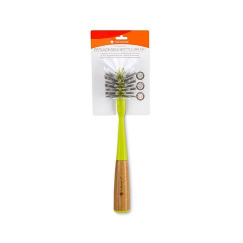 Full Circle Clean Reach Bottle Brush with Replaceable Head - image 1 of 4