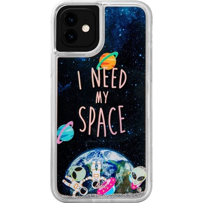 LAUT Apple iPhone Need More Space - Liquid Glitter
