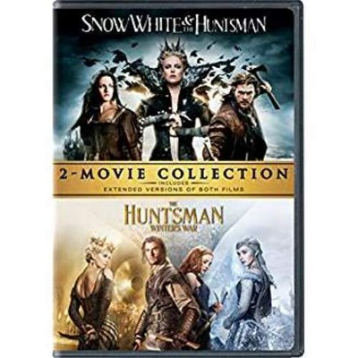 Snow White and the Huntsman/The Huntsman: Winter's War 2-Movie Collection (DVD)