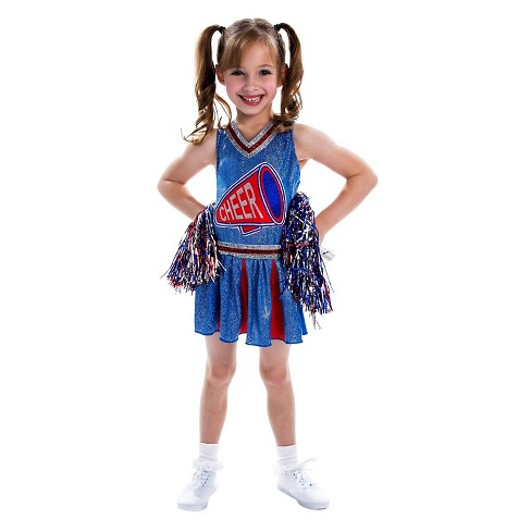 Girls' Cheerleader Costume - image 1 of 1