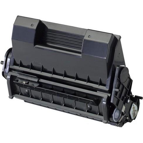 Oki Original Toner Cartridge - Laser - Black - 1 Each - image 1 of 2