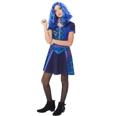 BuySeasons Descendants Mal Girls Child Costume