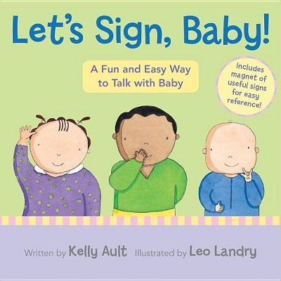 Let's Sign, Baby! - Abridged by Kelly Ault (Mixed Media Product)