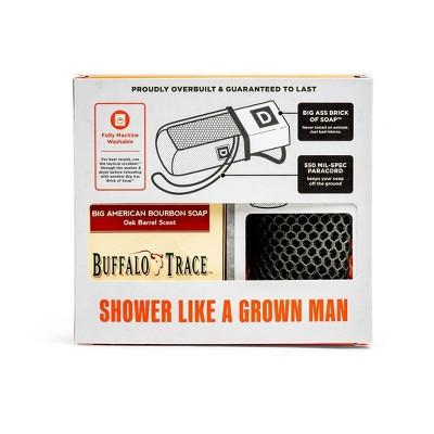 Duke Cannon Tactical Soap On A Rope  Bourbon Bar Soap - 1oz