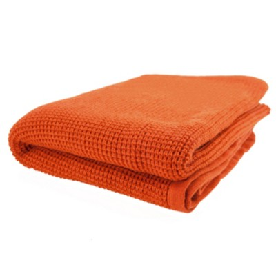 1 Pc Cashmere Wool Blend Solid Durable and Lightweight Bed Blankets - PiccoCasa