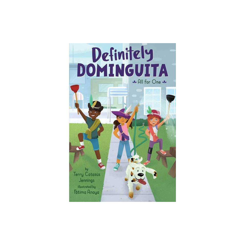 All For One 3 Definitely Dominguita By Terry Catasus Jennings Paperback