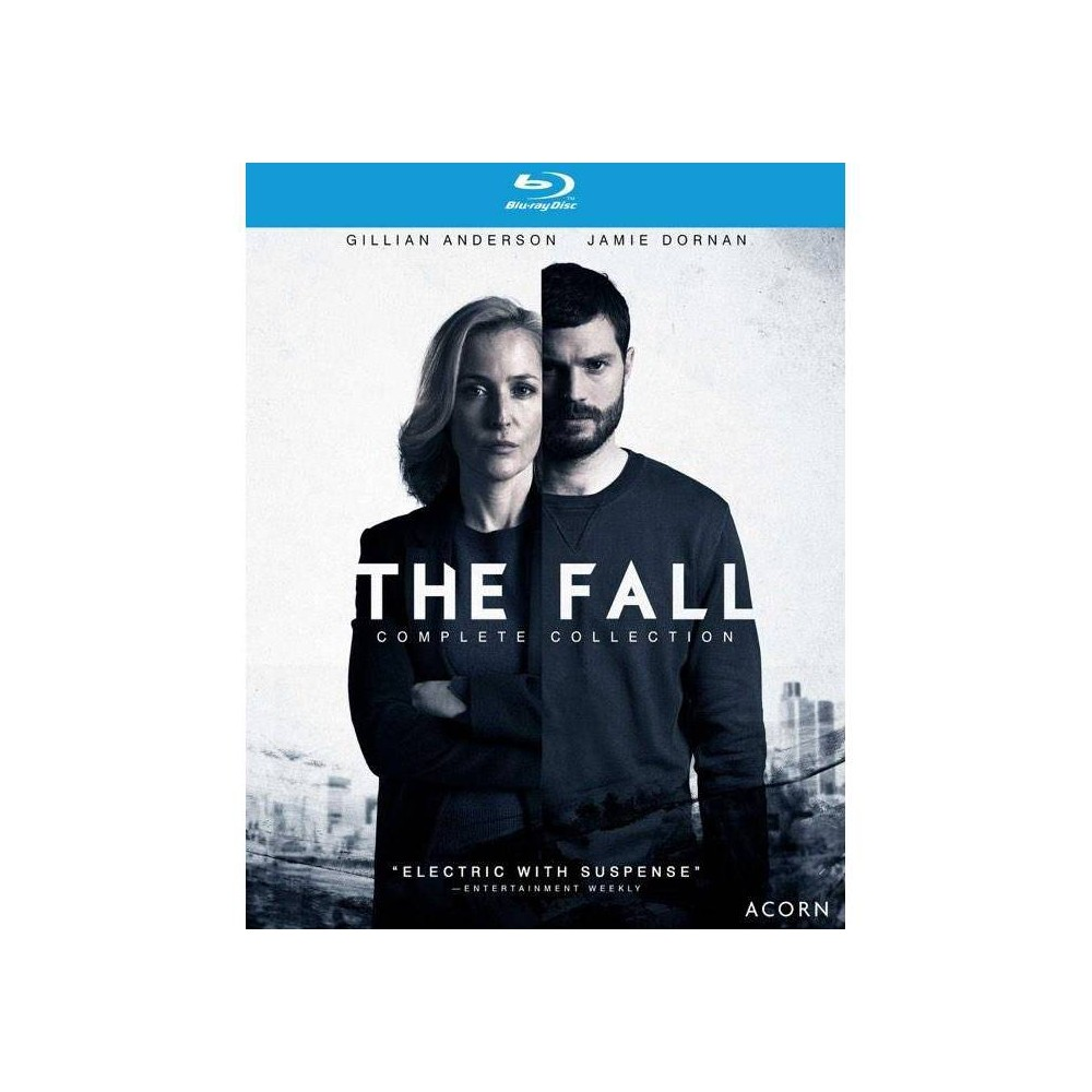 The Fall Complete Collection Blu Ray