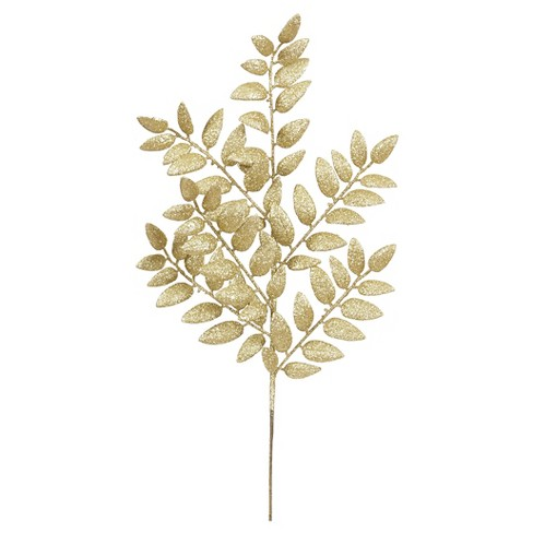 "22"" Honey Locust Spray 6/Bg - Gold - image 1 of 1"