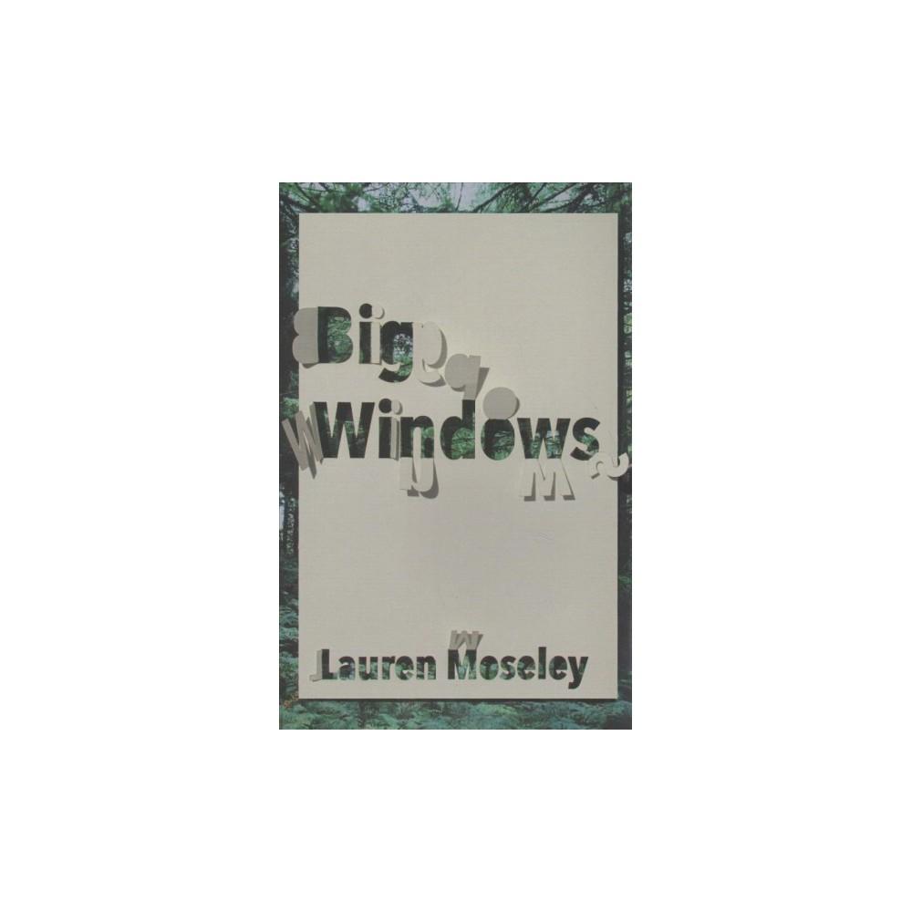Big Windows - by Lauren Moseley (Paperback)