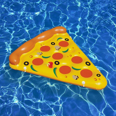 Pool Fun Home & Garden Swimline Inflatable Pizza Slice Pool Float Be Novel In Design