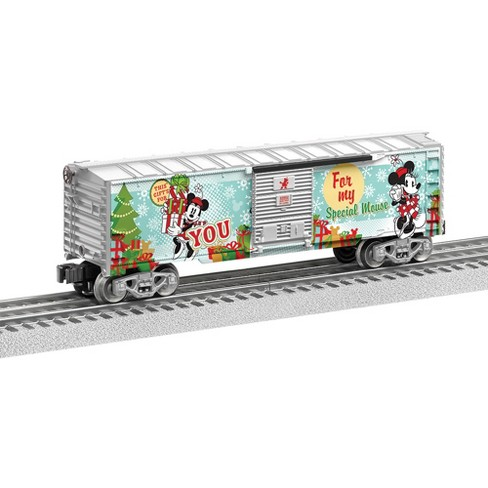 Lionel Disney Minnie Mouse Happy Holidays Boxcar - image 1 of 1