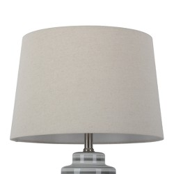 Replacement Large Natural Linen Lamp Shade - Threshold™