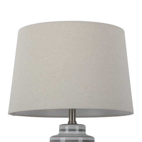 Replacement Large Natural Linen Lamp Shade - Threshold™ - image 1 of 2