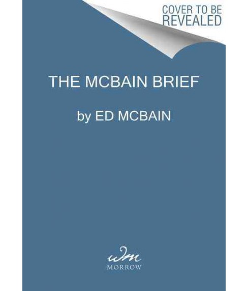McBain Brief -  Reprint by Ed McBain (Paperback) - image 1 of 1