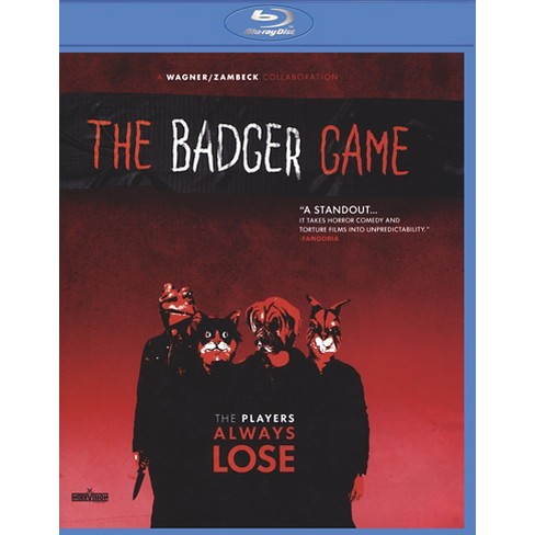 The Badger Game (Blu-ray) - image 1 of 1