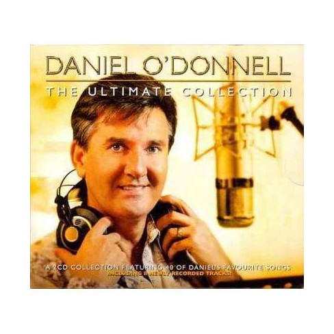 Daniel (Irish) O'Donnell - Ultimate Collection: 30th Anniversary Collection (CD) - image 1 of 1