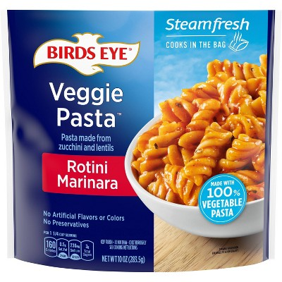 Birds Eye Frozen Zucchini Lentil Pasta with Marinara Sauce - 10oz