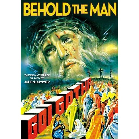 Behold The Man (DVD) - image 1 of 1