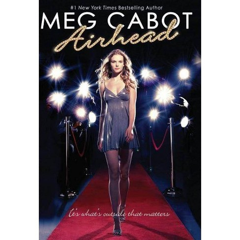 Airhead: Book 1 - (Airhead Novels) by  Meg Cabot (Hardcover) - image 1 of 1