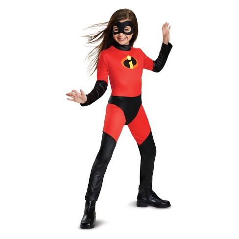 girls the incredibles violet parr halloween costume with sound target
