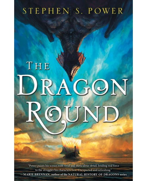 Dragon Round (Reprint) (Paperback) (Stephen S. Power) - image 1 of 1