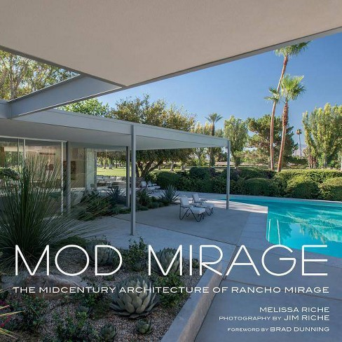Mod Mirage - by  Melissa Riche & Jim Riche (Hardcover) - image 1 of 1