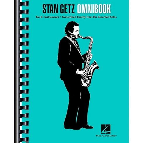 Hal Leonard Stan Getz Omnibook For B-Flat Instruments - image 1 of 1