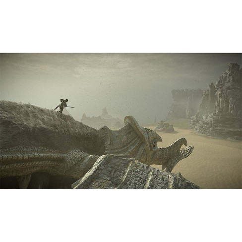 shadow of the colossus ps4 special edition target