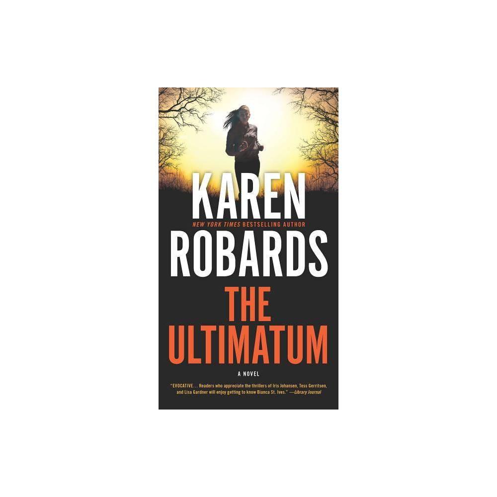 Ultimatum Original Guardian By Karen Robards Paperback