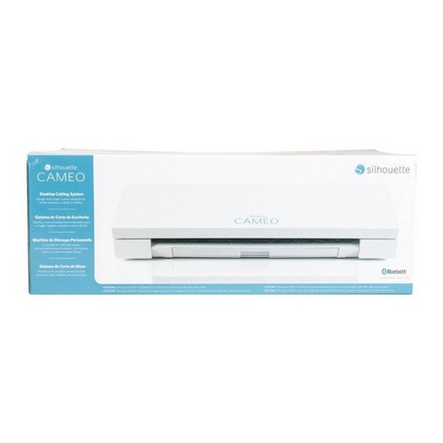 Silhouette Cameo 3 Electronic Cutter - White