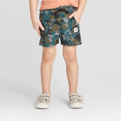 Toddler Boys' Pull-On Shorts - art class™ Splatter Camo 2T