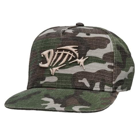 dad18f805c0 G Loomis Flatbill Snapback Camo Cap   Target