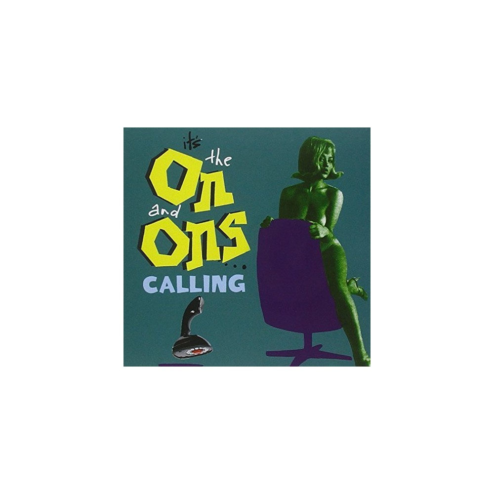 On And Ons - It's The On And Ons Calling (CD)