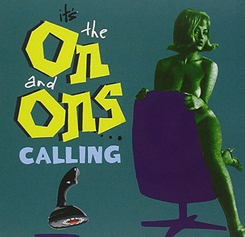 On and ons - It's the on and ons calling (CD) - image 1 of 1