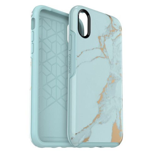 huge selection of 96c64 b9096 OtterBox Apple iPhone XR Symmetry Case - Teal Marble