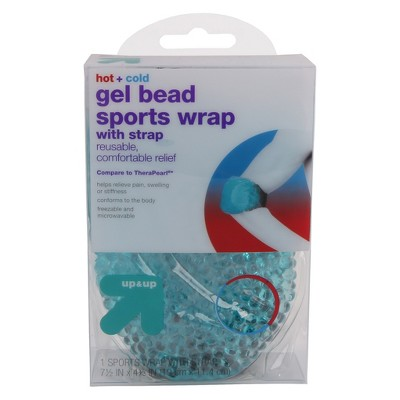 Hot + Cold Gel Bead Compress with Strap) - up & up™