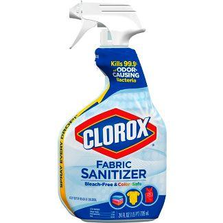 Clorox Bleach-Free Fabric Sanitizer - 24 oz