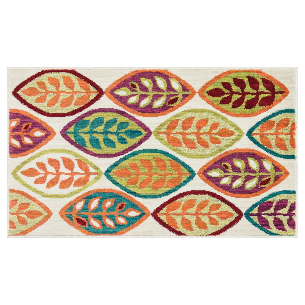 Loloi Isabelle Accent Rug - Ivory (2'2X5')