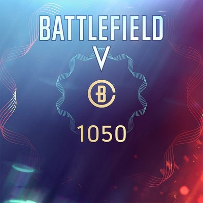 Battlefield V: 1050 Battlefield Currency - PlayStation 4 (Digital)