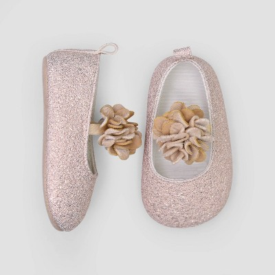Baby Girls' Mary Jane Shoes - Just One You® made by carter's Pink