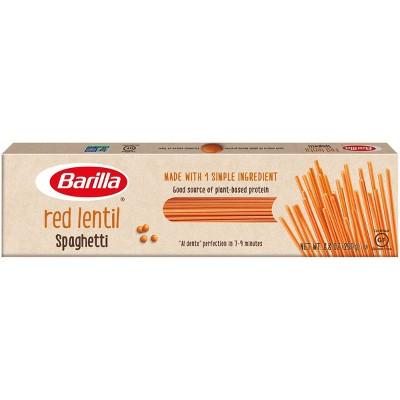 Barilla Gluten Free Red Lentil Spaghett - 8.8oz