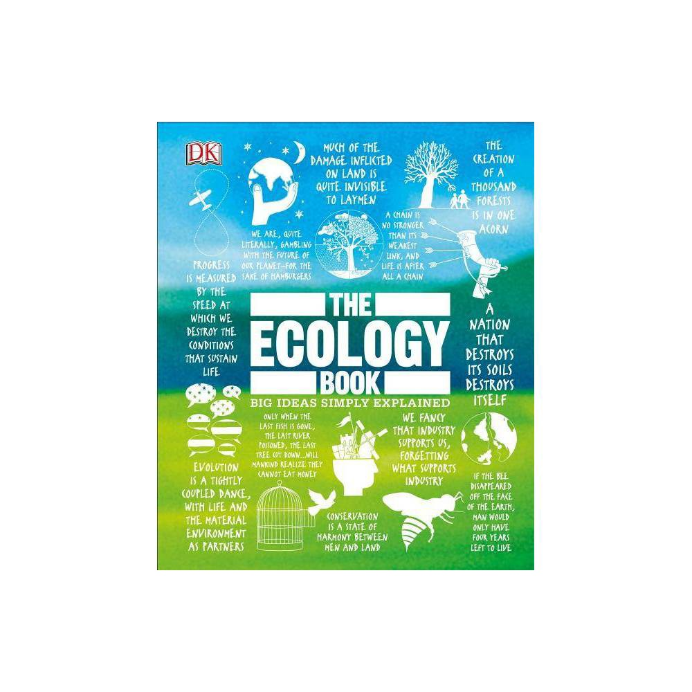 The Ecology Book Big Ideas Hardcover