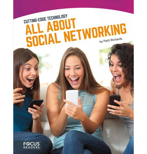 All About Social Networking (Hardcover) (Patti Richards) - image 1 of 1