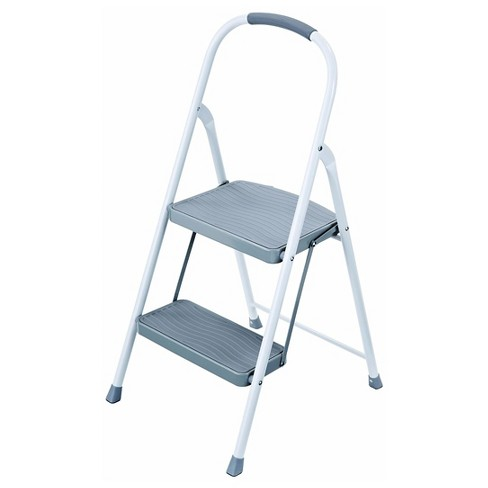 Rubbermaid Steel Step Stool, 2-Step - image 1 of 4