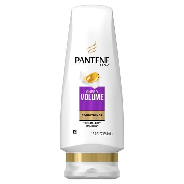 Pantene Pro-V Sheer Volume Conditioner - 12 Fl Oz : Target