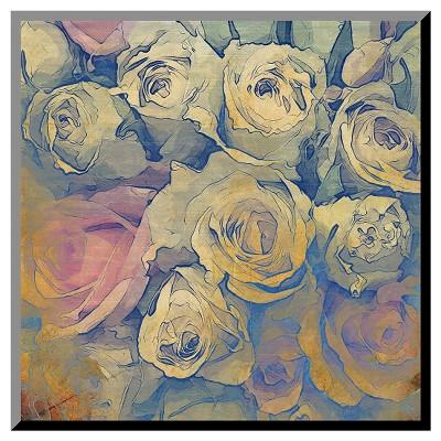 Art.com - Art Floral Vintage Colorful